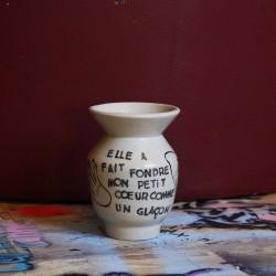 mini vase bb d'amour