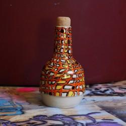bouteille croco
